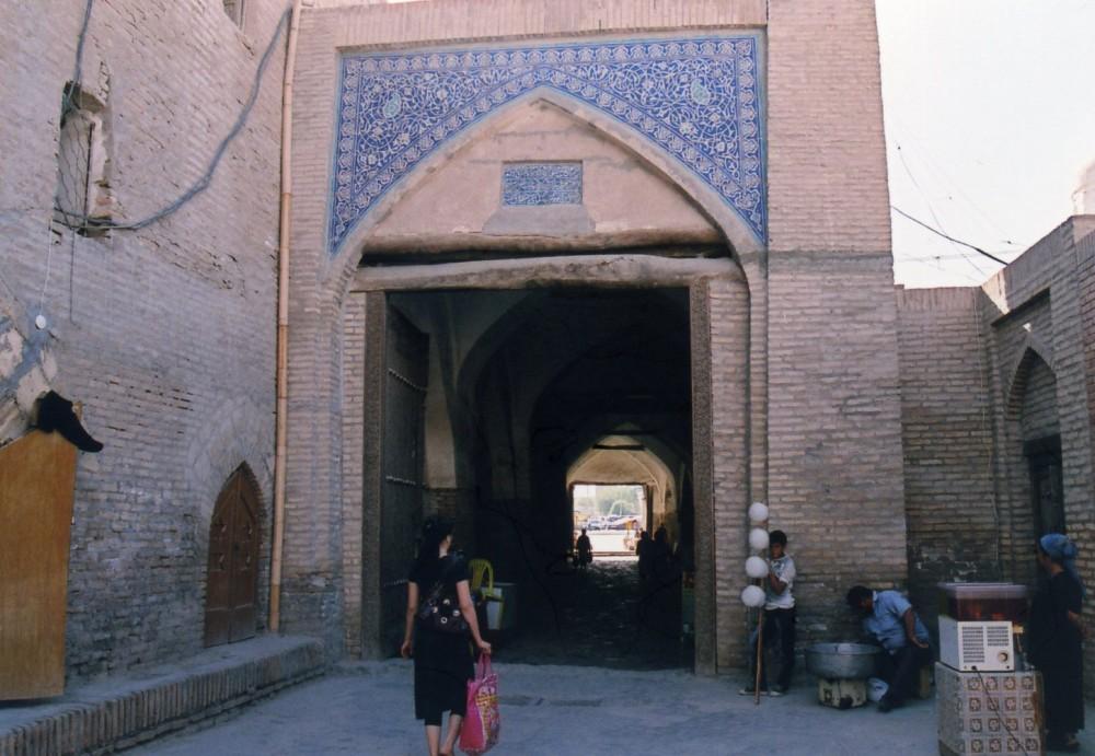 ヒヴァ、イチャン・カラの路地を散歩 【世界遺産】【ウズベキスタン(ヒヴァ)】