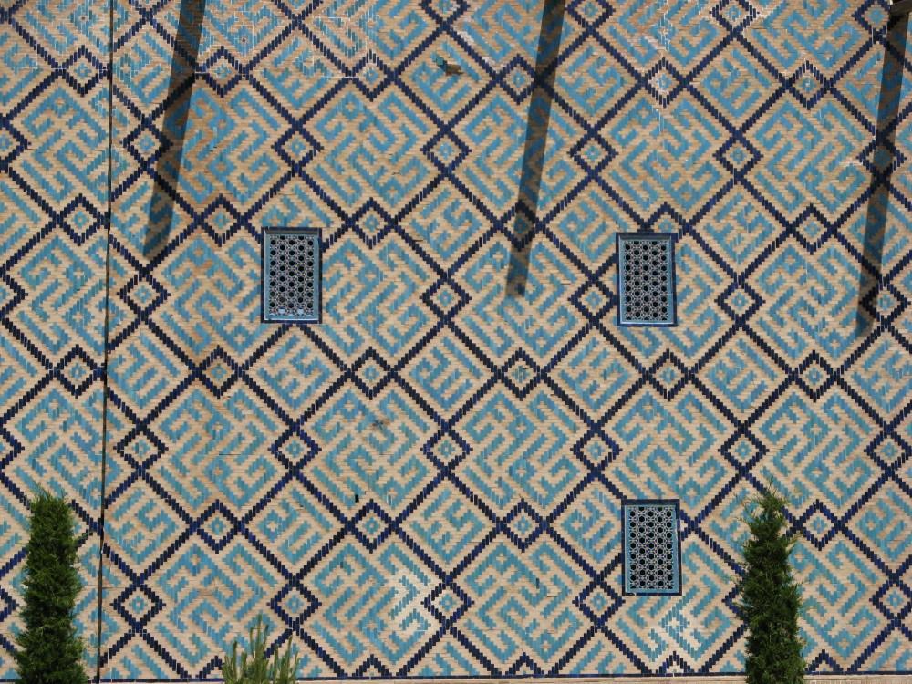 レギスタン広場 【世界遺産】【ウズベキスタン(サマルカンド)】