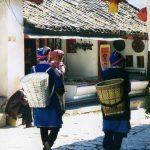 彩り鮮やか!中国雲南省、少数民族の衣装