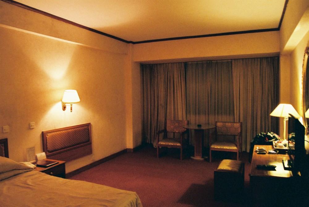 ヤンゴンで宿泊した、セントラル・ホテル・ヤンゴン$55(日本から予約)【ミャンマー(ヤンゴン)】