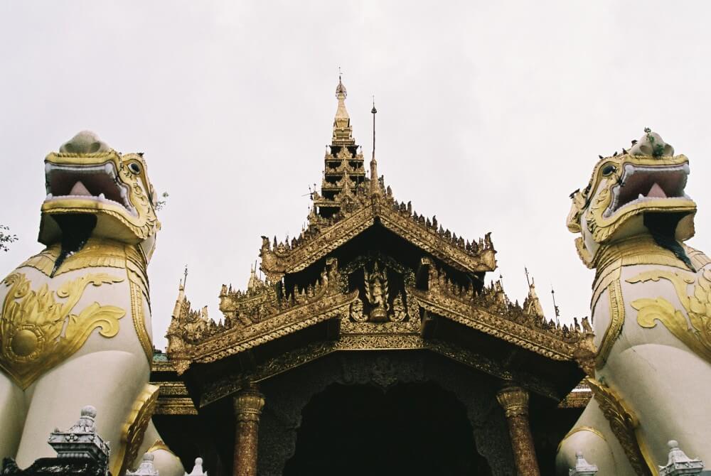 ミャンマー最大の聖地「シュエダゴォン・パヤー」 【ヤンゴン】【ミャンマー(ヤンゴン)】