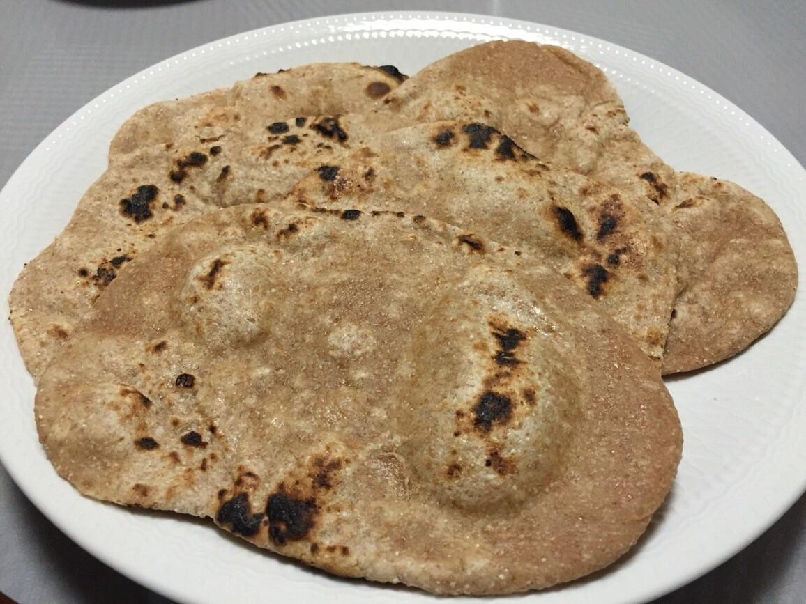 チャパティーレシピ