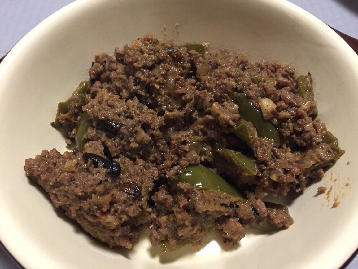 キーマカレーレシピ