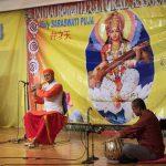 インドの神様を祀るお祭り「サラスワティプジャ」@ティアラこうとう