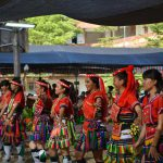 台湾の花蓮でアミ族の豊年祭を観る