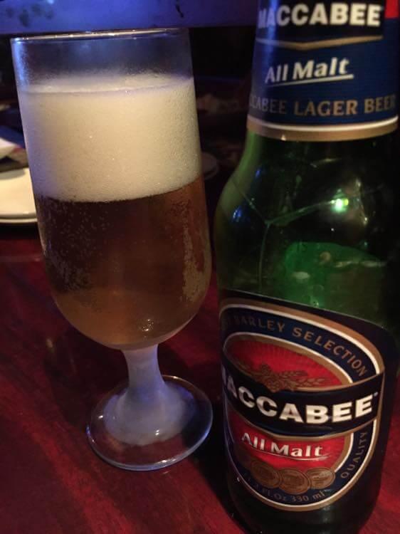 マカビービール