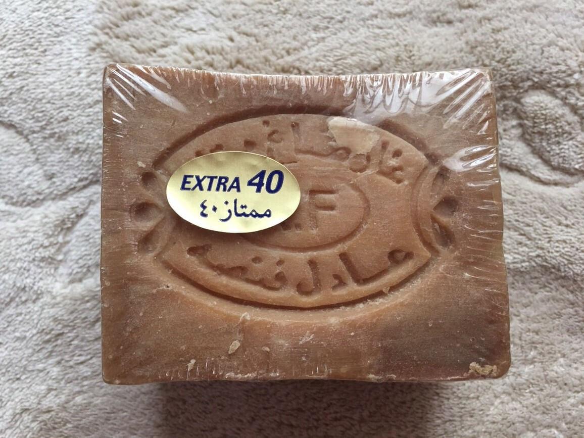 ローレルオイル40%以上含有『アレッポの石鹸 EXTRA40』