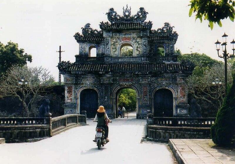 ベトナム フエ