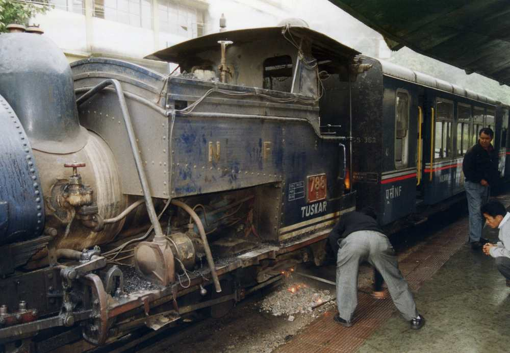 ダージリン ヒマラヤ鉄道
