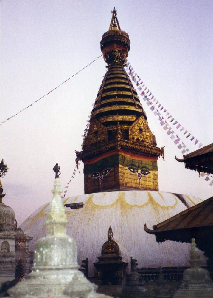 ヒマラヤの峰に抱かれた「カトマンズ」の優しい街【ネパール】
