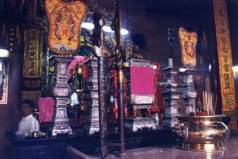 マレーシア クアラルンプール 関帝廟