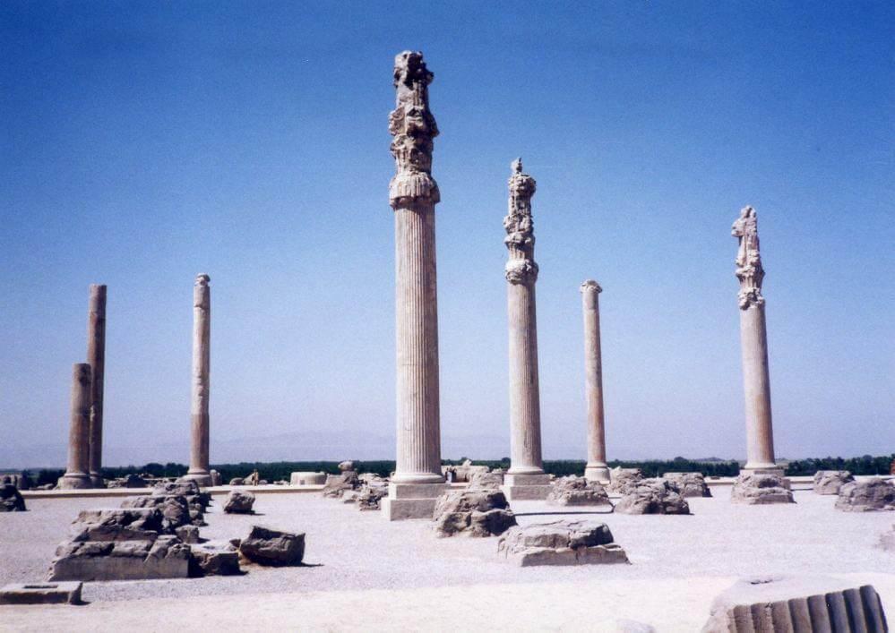 イラン ペルセポリス