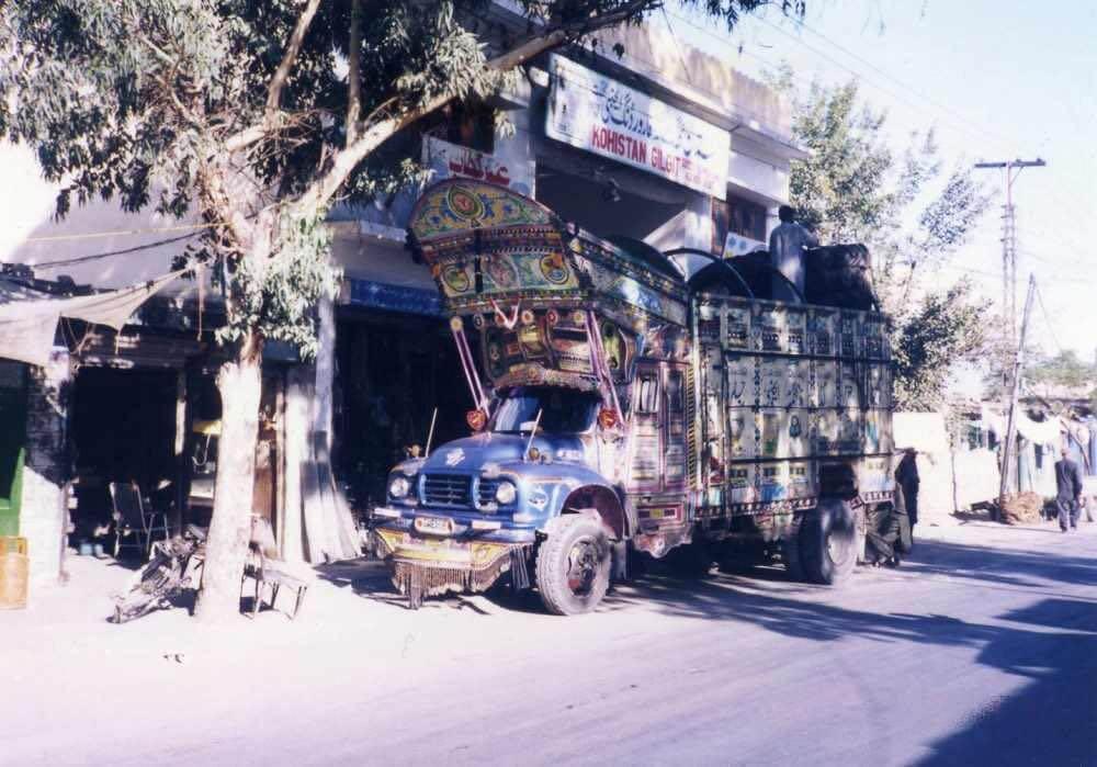 パキスタン ギルギット