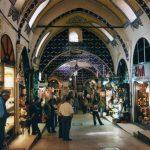 グランドバザールとエジプシャンバザール(イスタンブール・トルコ)【市場・バザール】