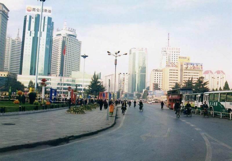 雲南省 昆明