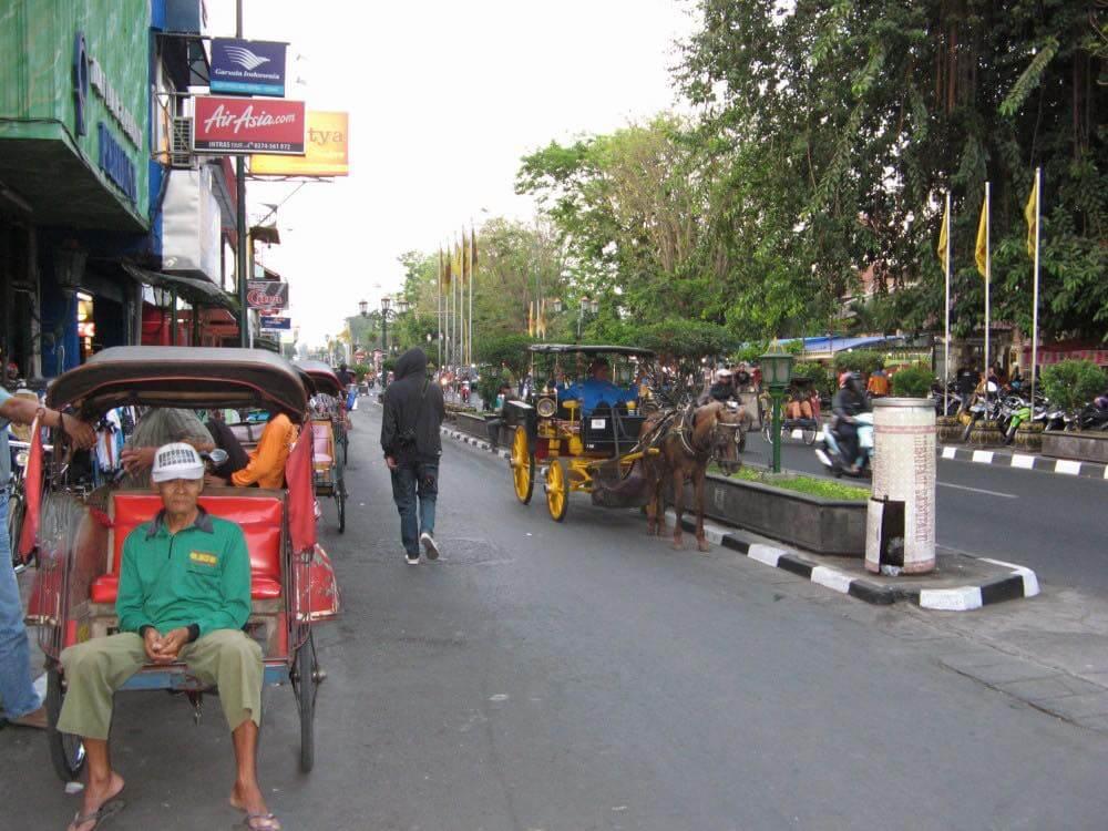 インドネシア ジョグジャカルタ