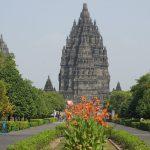 燃え盛る焔のようなヒンドゥー寺院、プランバナン(Prambanan)【インドネシア】
