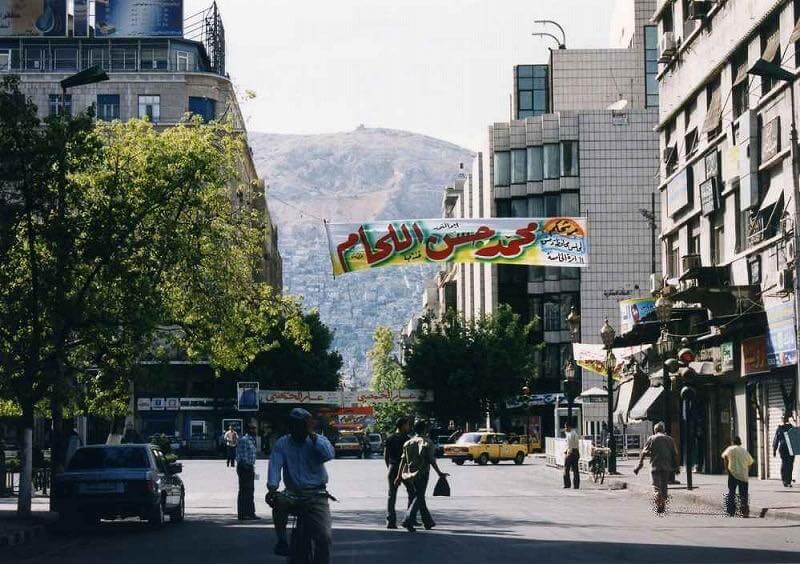 シリア ダマスカス