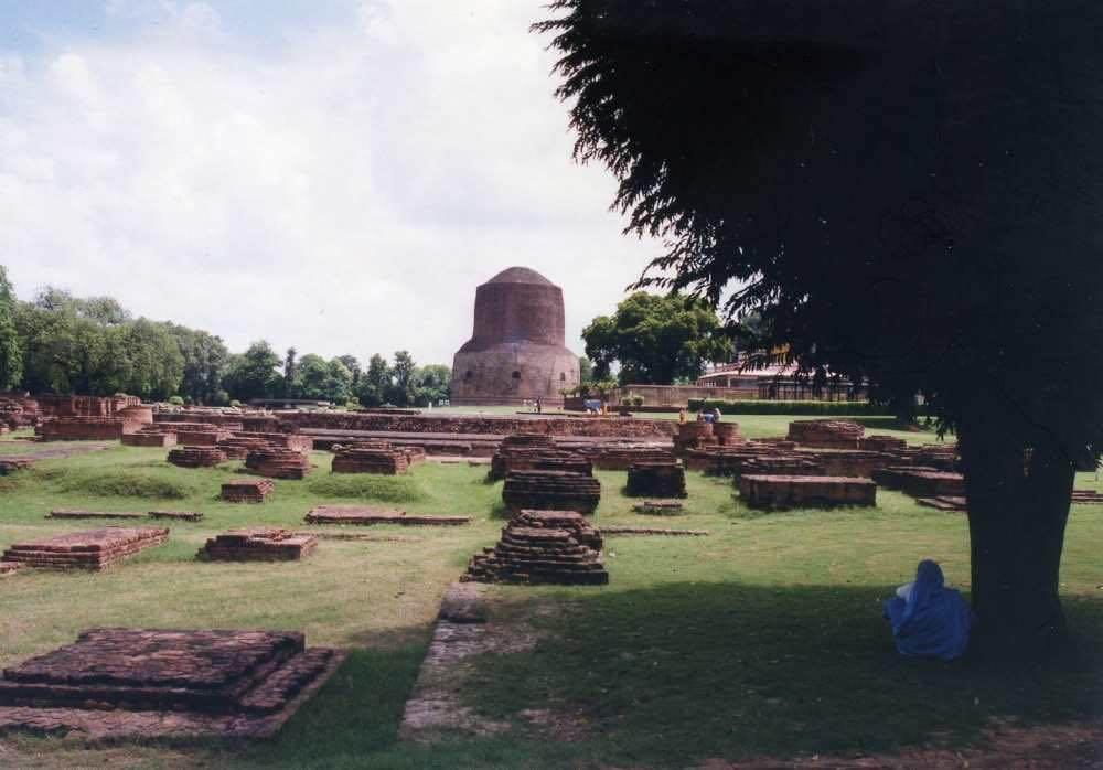 インド サールナート