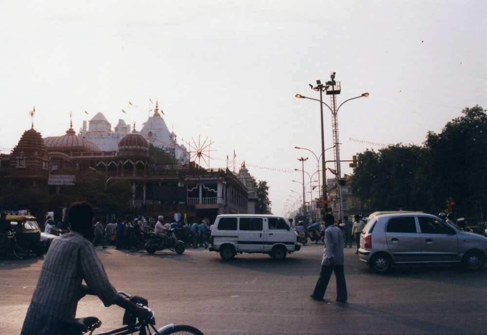 インド デリー