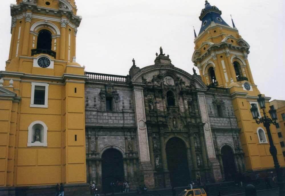 ペルー リマ