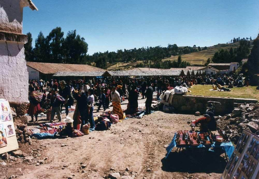 ペルー チンチェーロ