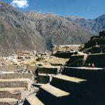 「オリャンタイタンボ遺跡」ウルバンバ渓谷にある巨大な要塞を訪れる【ペルー】