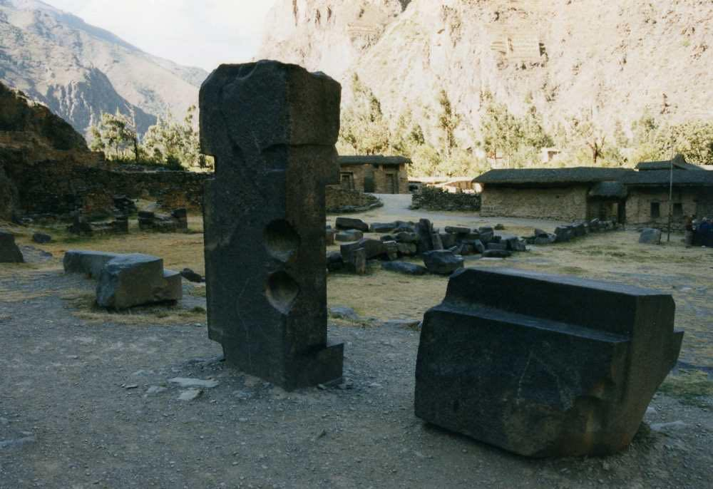 ペルー オリヤンタイタンボ