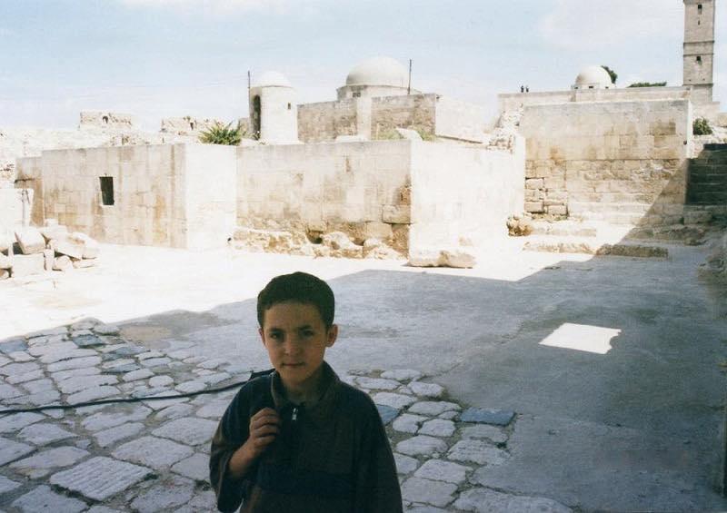 シリア アレッポ