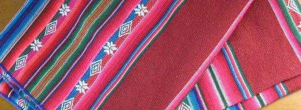 ボリビアのマンタ