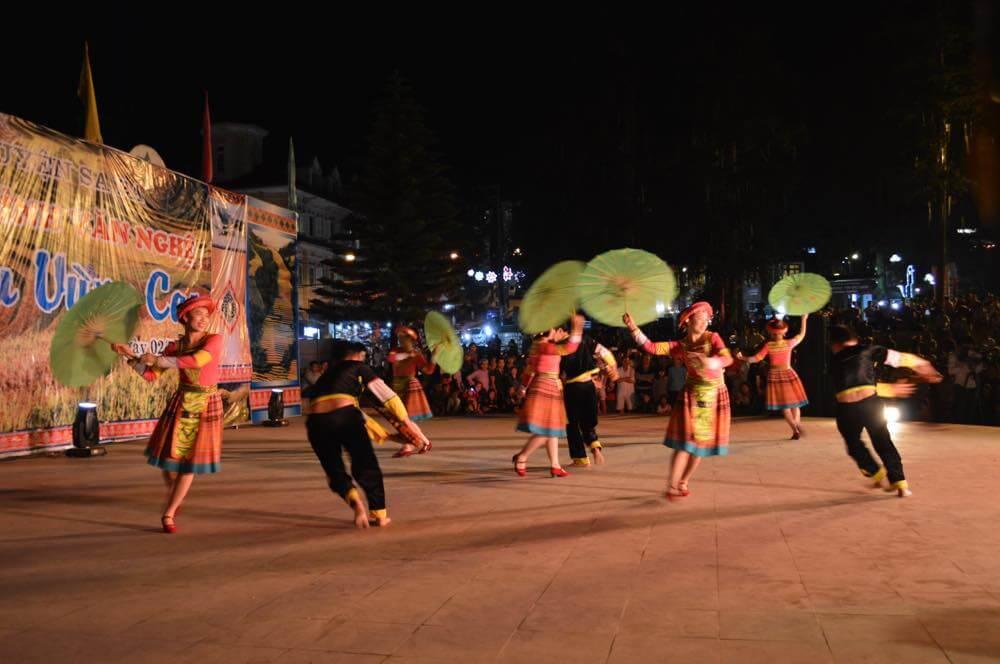 ベトナム2 サパ ダンスフェスティバル