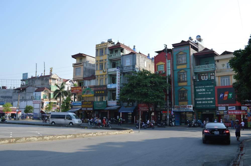 ベトナム3 ラオカイ