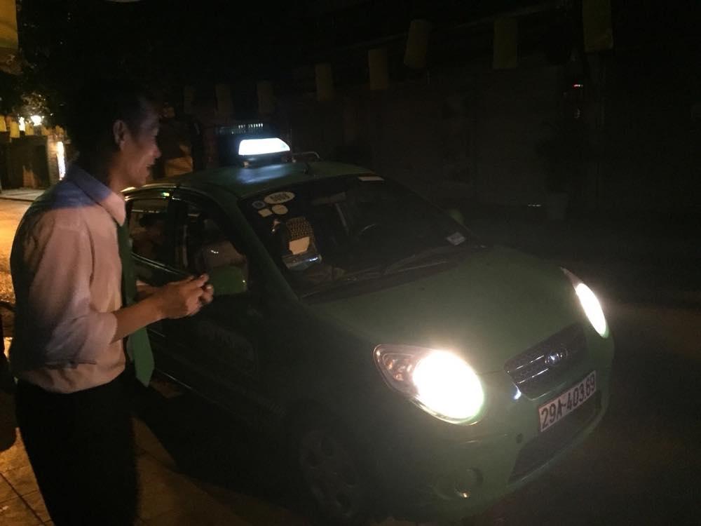 ベトナム3 ハノイのタクシー