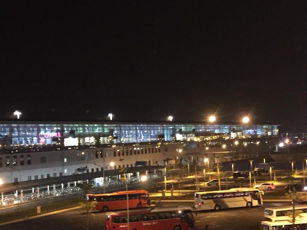 ベトナム5 ハノイ ノイバイ空港