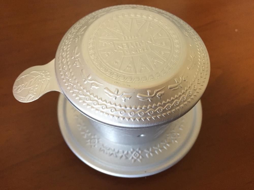 ベトナムお土産 チャングエン・コーヒー