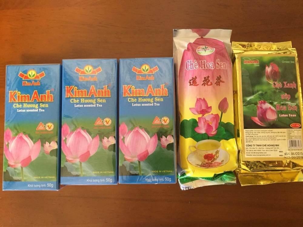 ベトナムお土産 ハス茶