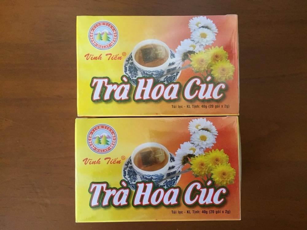 ベトナムお土産 菊茶