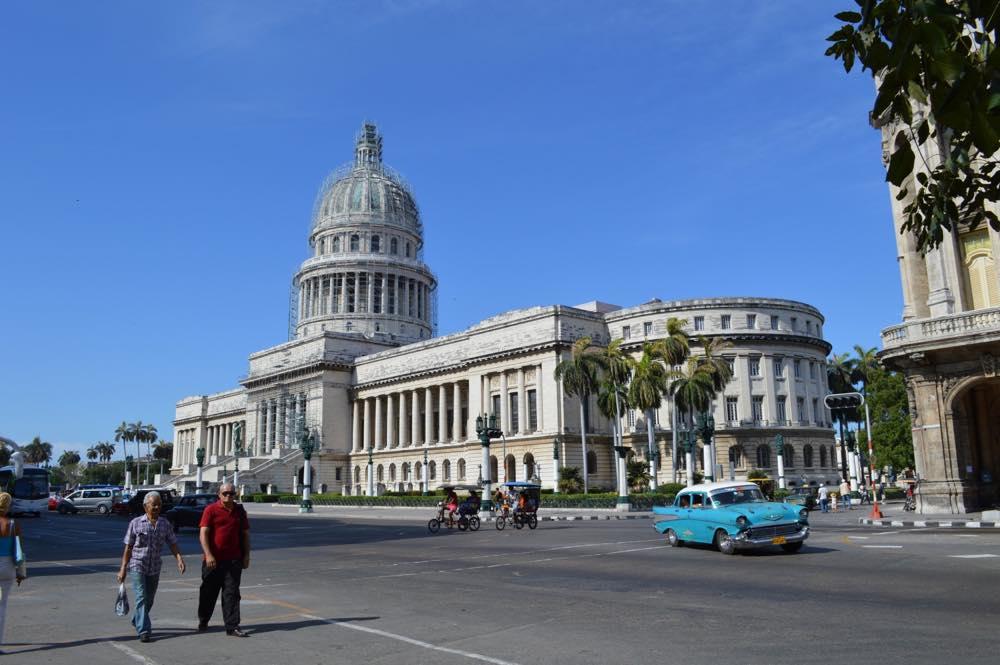 カピトリオ、ハバナ旧市街 【キューバ Cuba】