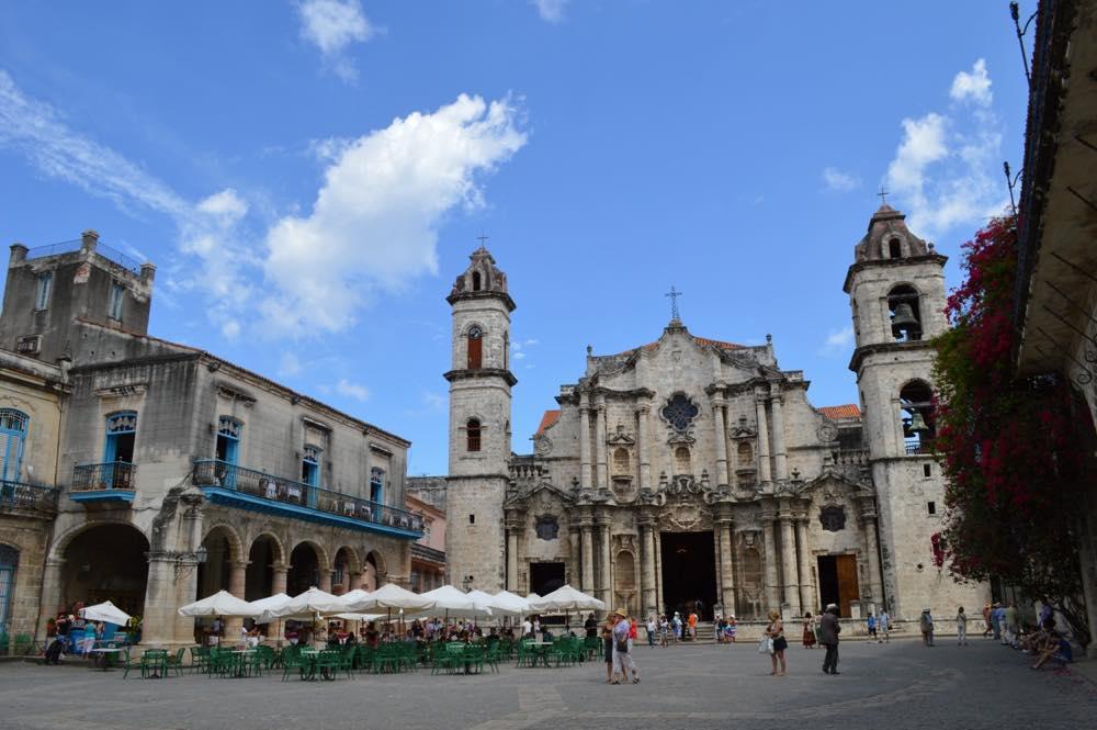 カテドラル、ハバナ旧市街 【キューバ Cuba】