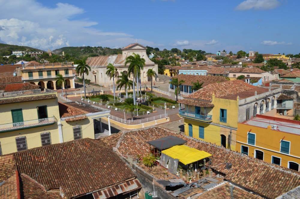 トリニダーの風景 【キューバ Cuba】