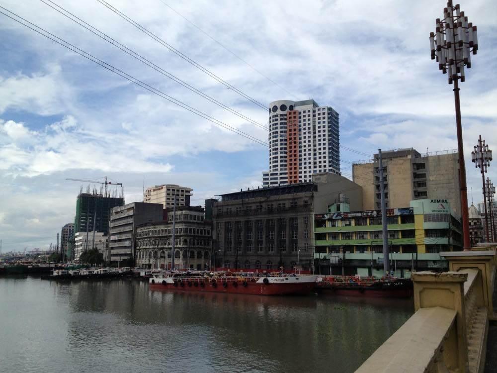 フィリピン、マニラ。チャイナタウンへ