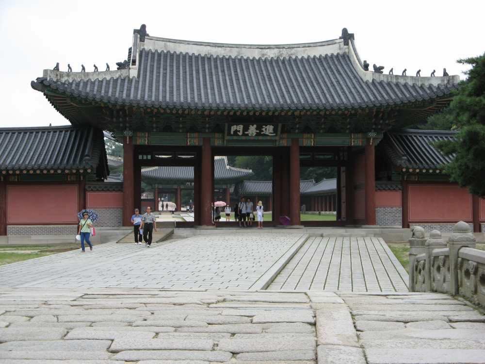 李氏朝鮮の宮殿、昌徳宮(チャンドックン)【韓国】