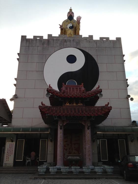 道教のお寺【台湾】