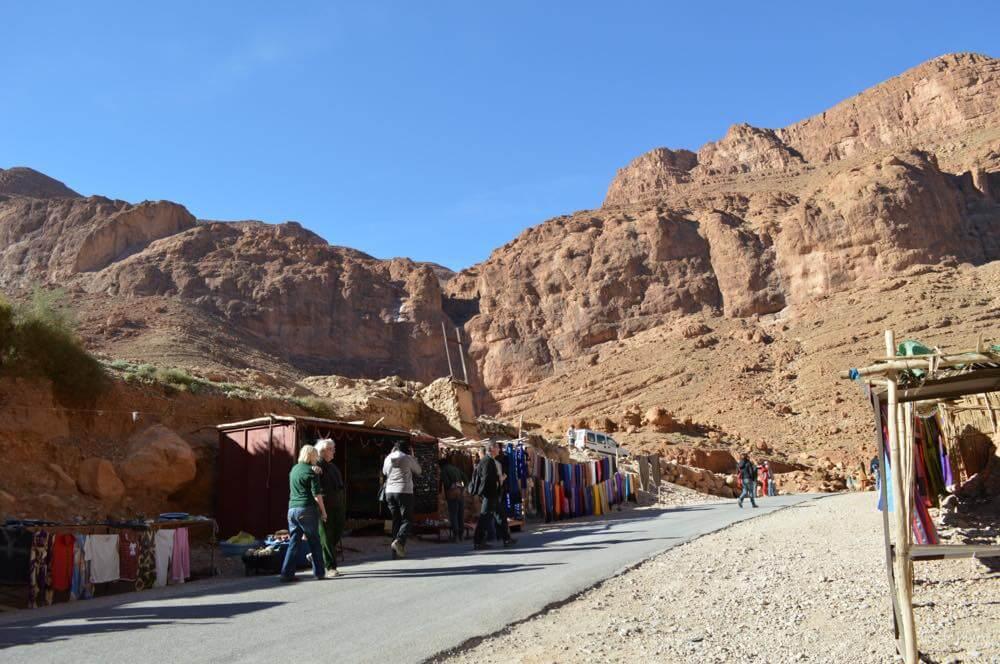 カスバ街道とトドラ渓谷をゆく【モロッコの旅】