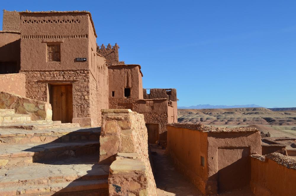 アイト・ベン・ハッドゥ【モロッコの旅】