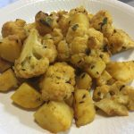 【レシピ】インドの定番メニュー「アルゴビ」