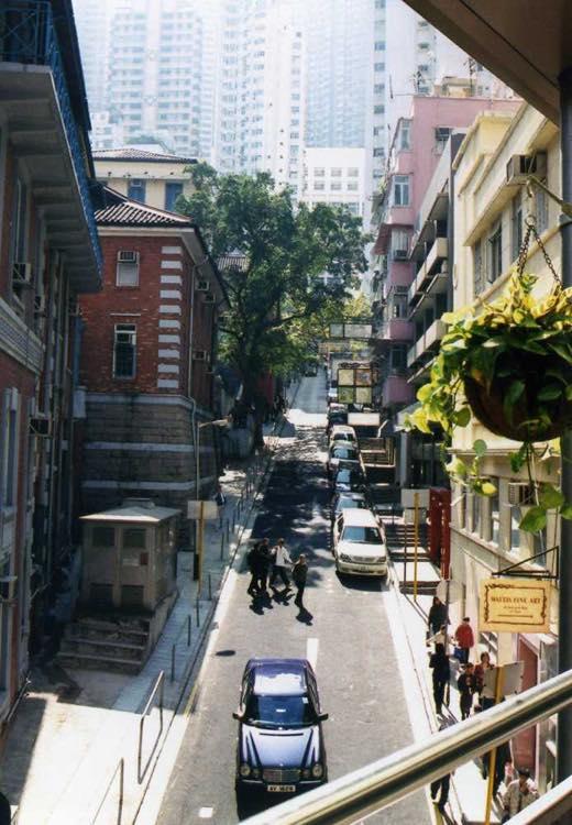 香港島の風景【香港】