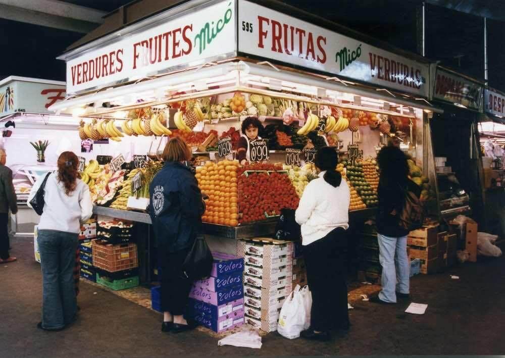 サン・ジュセップ市場【スペイン・バルセロナ】