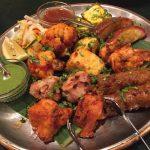 【閉店】北インド料理『カイバル』チーズクルチャとタンドール・グリルが絶品!@銀座一丁目