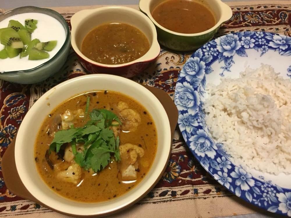 南インド料理【レシピ】